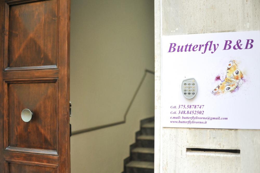B&B livorno Butterfly